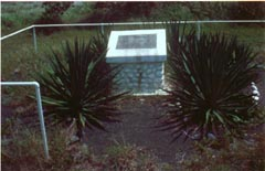 image of Marine Cemetery Monument